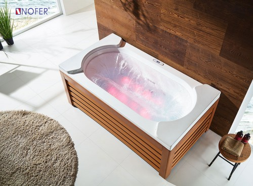 Bồn tắm massage Nofer NG – 1312
