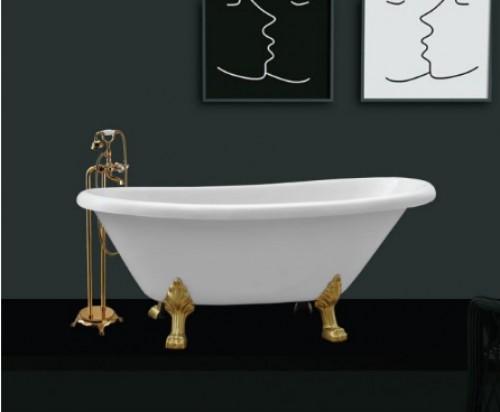 bồn tắm oval EUO - CLASSIC