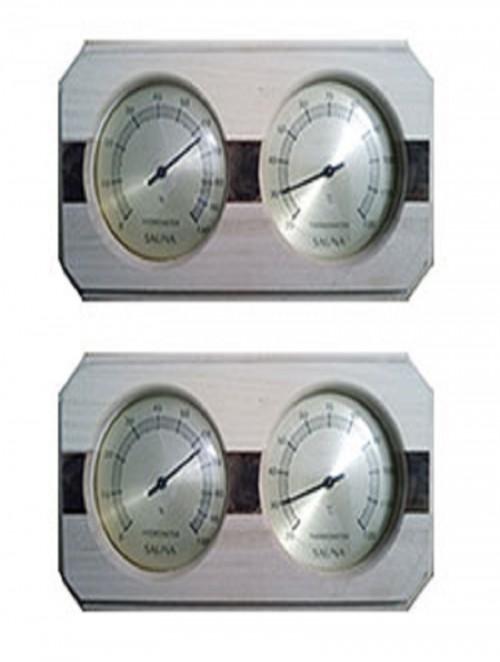 Đồng hồ đôi Sauna