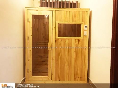 phòng xông hơi khô ks - c217