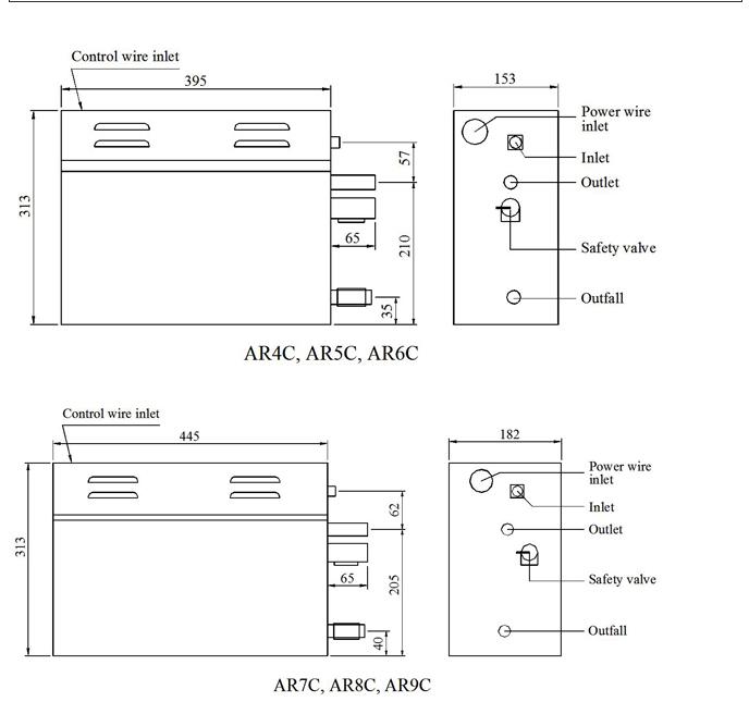 Amazon AR - 6C