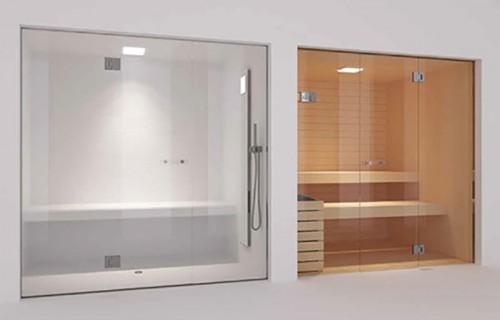 sự khác nhau giữa phòng xông hơi khô và phòng xông hơi ướt